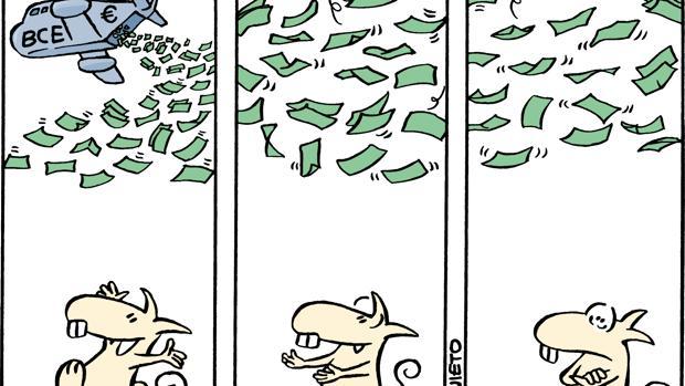 La riqueza financiera neta de las familias ha alcanzado los 1,45 billones de euros