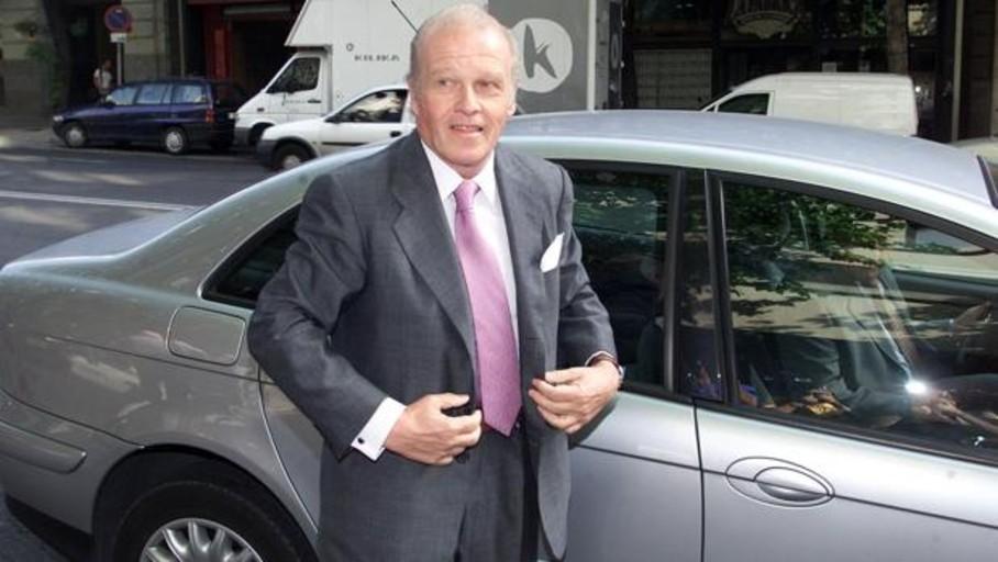 Muere Emilio Ybarra, expresidente de BBVA, a los 82 años
