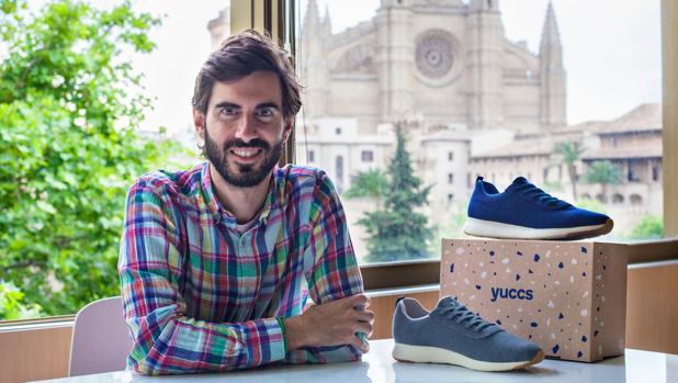 Pablo Más, fundador y CEO de «Yuccs»