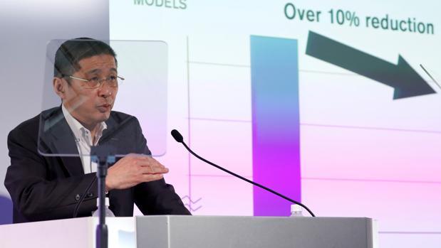 Hiroto Saikawa , CEO de Nissan