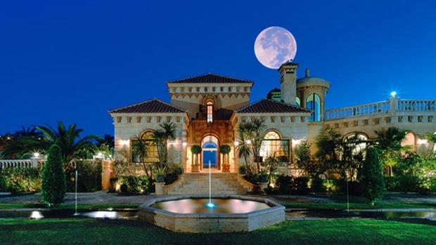Este palacio en Mijas (Marbella) es la tercera vivienda más cara de España