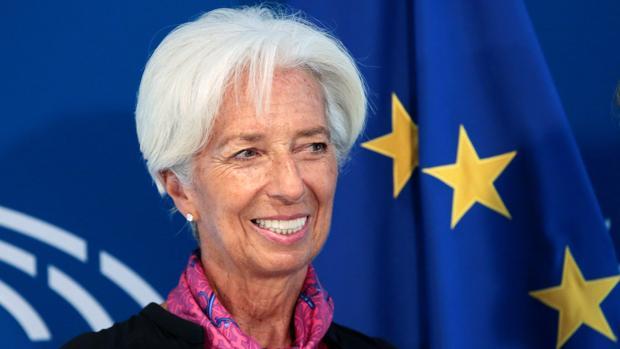 La presidenta del Fondo Monetario Internacional (FMI), Christine Lagarde