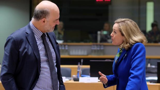 Nadia Calviño aseguró este pasado lunes que España aprobará la tasa Google aun sin acuerdo internacional