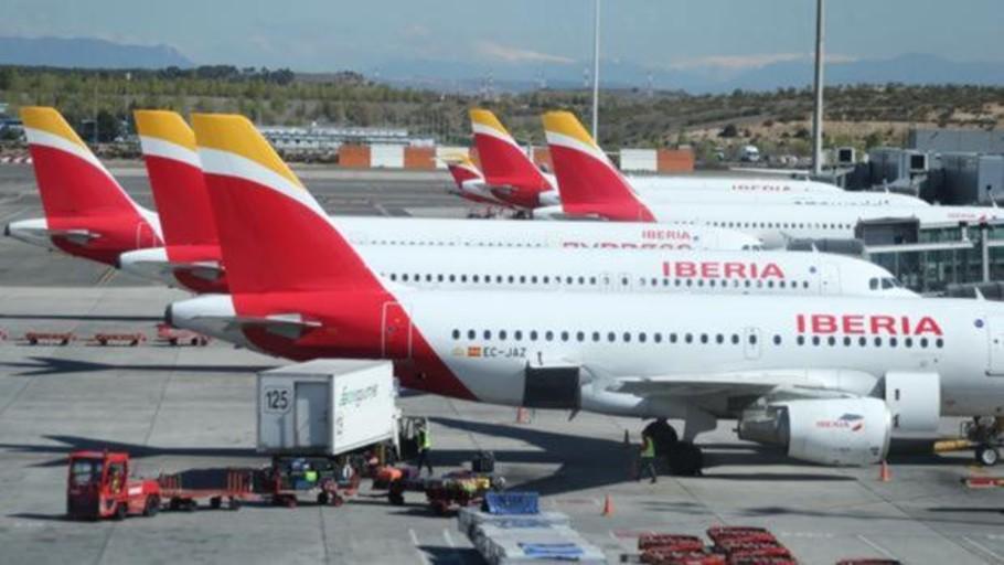 Iberia retoma las negociaciones del Convenio Colectivo de Tierra para frenar las huelgas