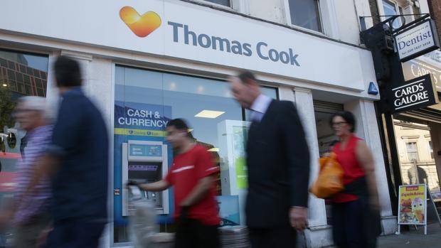 Hays Travel con 190 oficinas en este país, ya ha contratado a 421 empleados que trabajaban para Thomas Cook