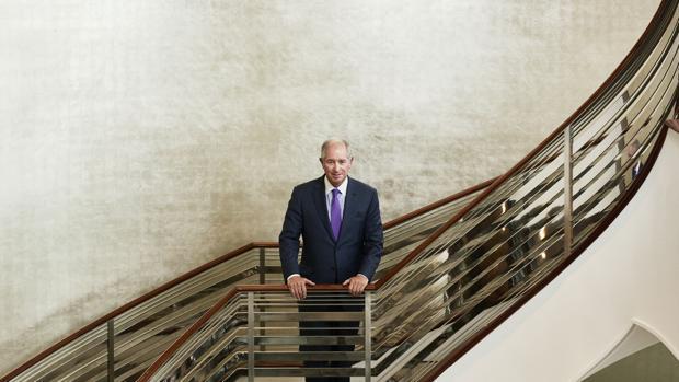 El presidente de Blackstone en Nueva York