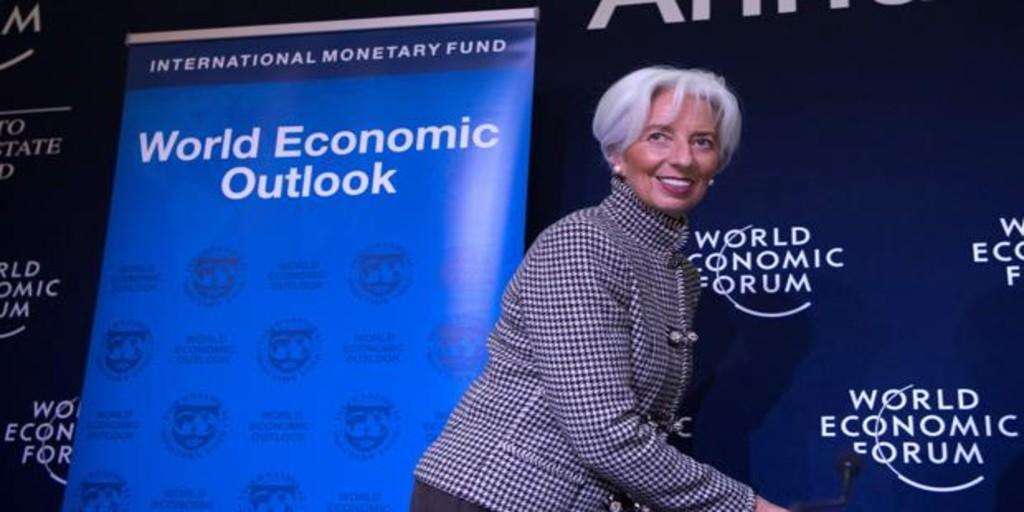 Los organismos económicos dictaminan en Davos que 2020 será mejor que 2019