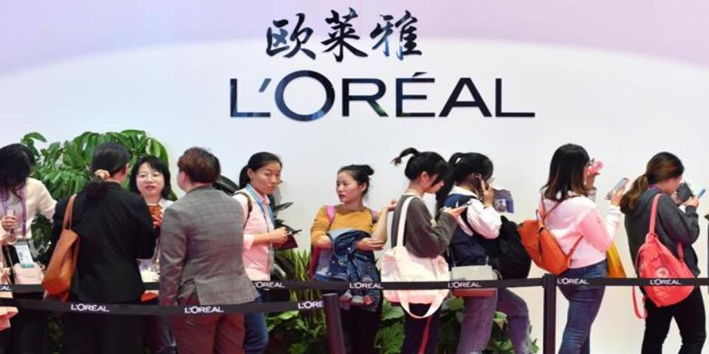 L'Oréal ganó 3.750 millones de euros en 2019, un 3% menos