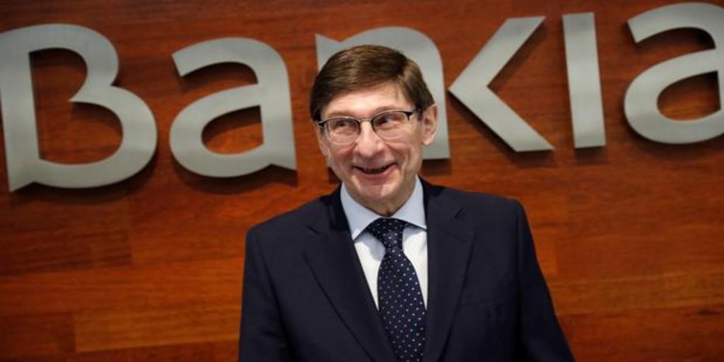 Bankia deja en el aire su superdividendo por el coronavirus