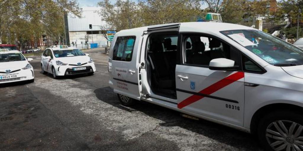 Los taxistas podrán pedir la prestación por cese de actividad si su taxímetro refleja una caída de ingresos