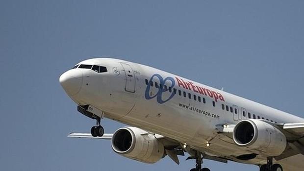 Air Europa tiene una gran presencia en Barajas