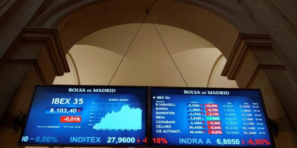 Los inversores premian a BBVA y castigan a Sabadell en Bolsa tras su ruptura