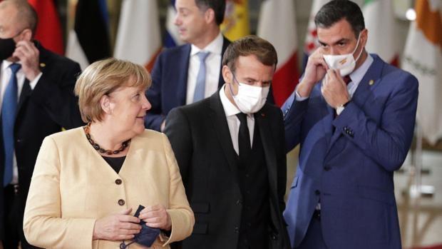 Alemania encabeza una coalición contra las propuestas de Sánchez sobre el mercado del gas