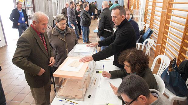 Resultados Elecciones Generales 2019 en Murcia capital