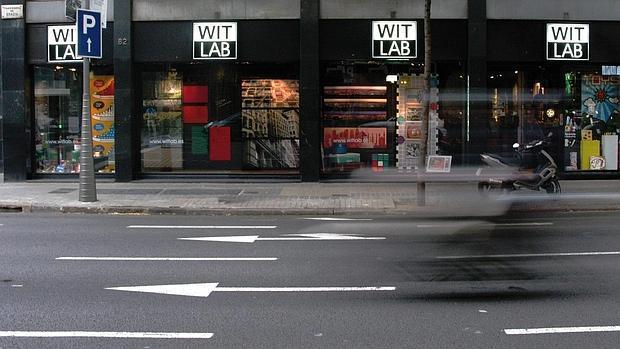 Wit Lab, en Travessera de Gràcia