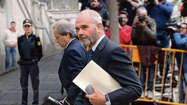 Manuel Chaves acude a declarar al Tribunal Supremo en relación con los ERE