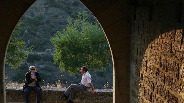 Más de la mitad de los 731 municipios que hay en Aragón tienen menos de 500 habitantes