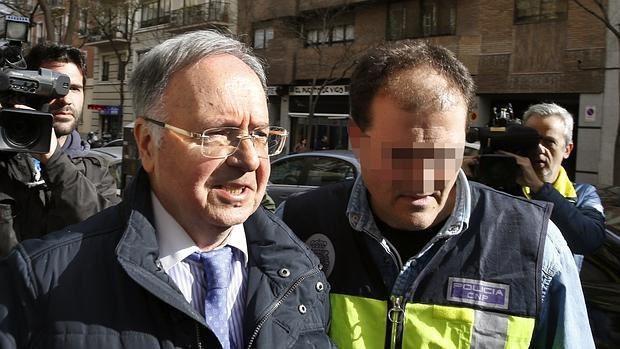 Miguel Bernad, secretario del sindicato Manos Limpias