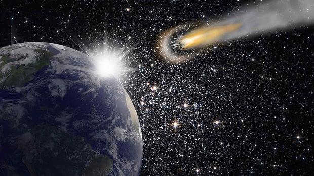 La misión «Don Quijote» vigila los asteroides que se acercan a la Tierra