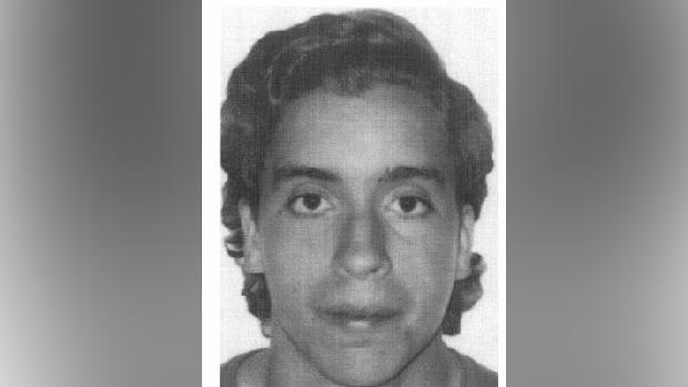 Diego Cruz Alonso, detenido en el centro