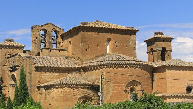 Monasterio de Villanueva de Sijena (Huesca)