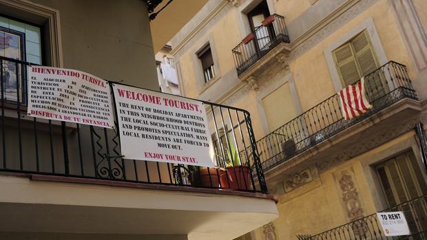 Pisos turísticos en Barcelona