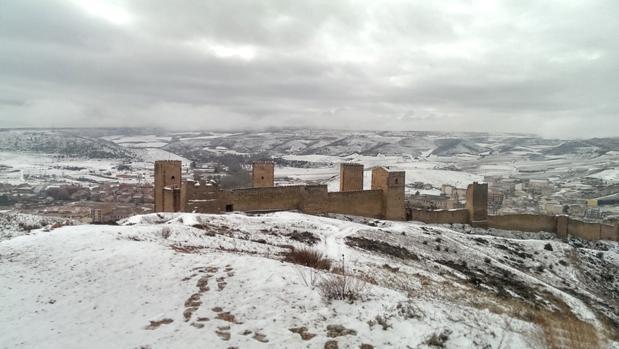 Molina De Aragón La Siberia Española