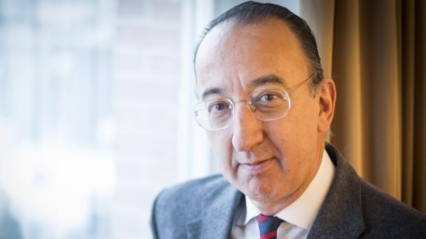 Jorge Domecq, director de la Agencia Europea de Defensa