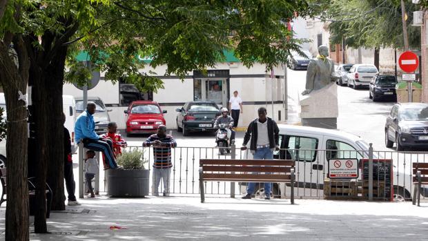 La localidad toledana de Recas acoge numerosa población inmigrante