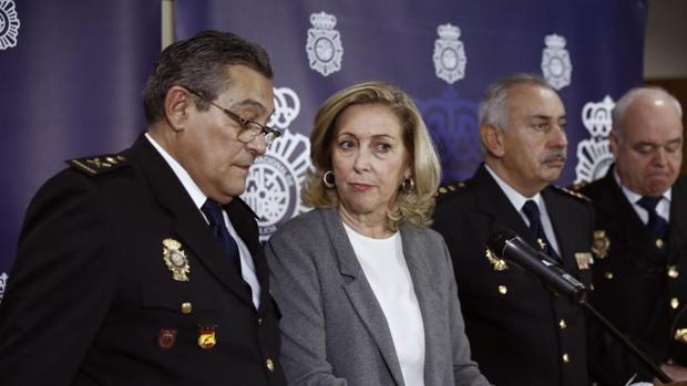 La delegada del Gobierno en la Comunidad de Madrid, Concepción Dancausa