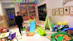 Sala de juegos de «Baby Deli»