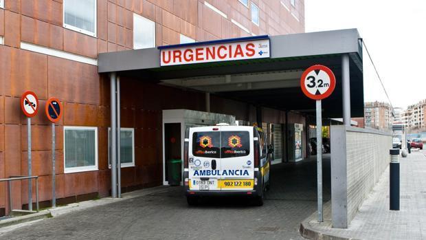 Hospital Virgen de la Concha de Zamora, donde ingresó la bebé fallecida