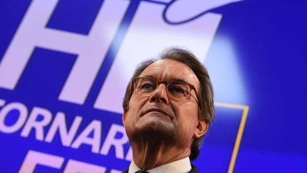 Artur Mas, ex presidente de la Generalitat de Cataluña