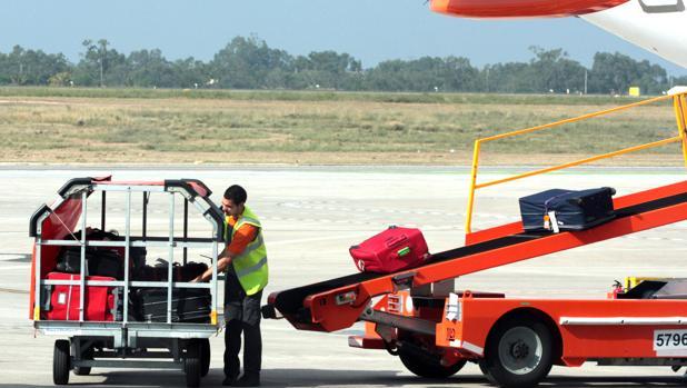 Imagen de archivo tomada en el aeropuerto de Alicante-Elche