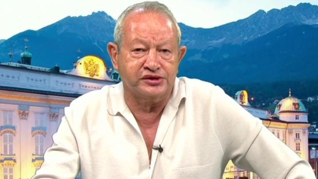 El multimillonario egipcio y dueño de Labranda Hotels, Naguib Sawiris, esta semana en Austria