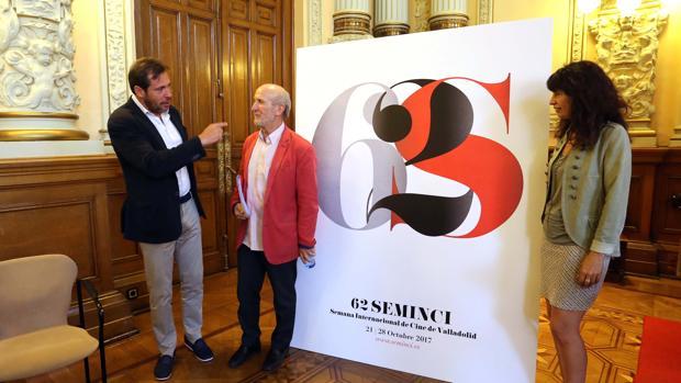 Angulo ha avanzado parte de la programación de la Semana Internacional de Cine de Valladolid