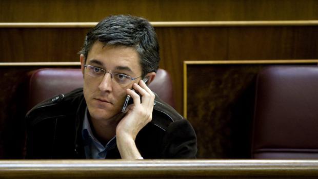 El diputado socialista, Eduardo Madina
