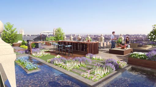 Las Joyas De Altura Del Futuro Hotel Del Edificio España