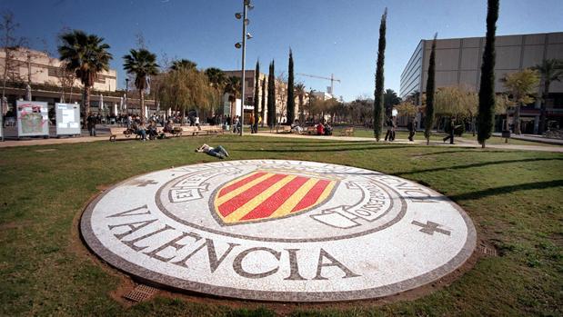Imagen de archivo del logo de la Universidad Politécnica de Valencia
