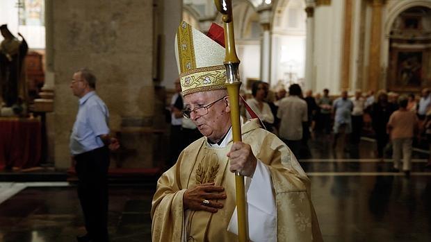 Imagen de archivo del cardenal Cañizares