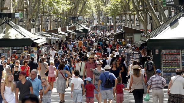 El Atentado En Las Ramblas Un Ataque Al Corazón Turístico De Barcelona