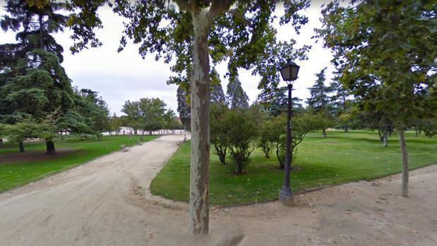 Los hechos ocurrieron en el Parque de San Isidro