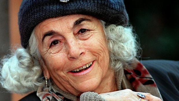 Carmen Martín Gaite, en una imagen de archivo