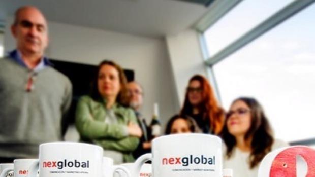 Personal de Nexglobal en Tenerife