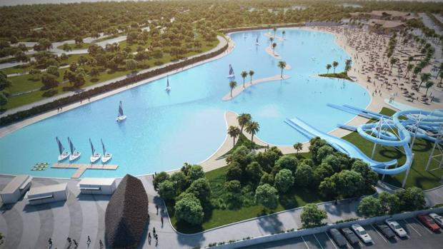 Recreación del proyecto Alovera Beach