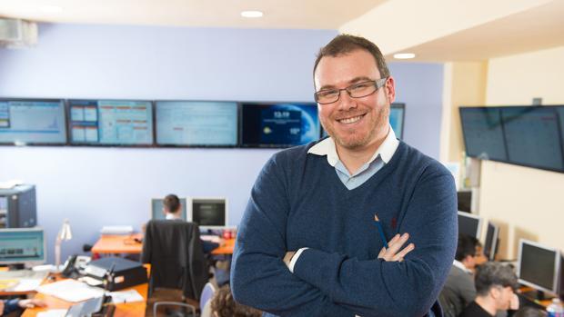 Iñaki Tovar, CEO de Webpositer y organizador de «Murcia, ¡qué digital eres!»