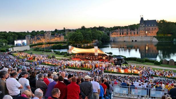 El parque temático francés va a instalarse en Toledo