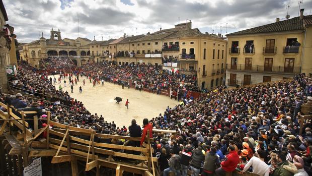 Resultado de imagen de Carnaval del Toro. ciudad rodrigo