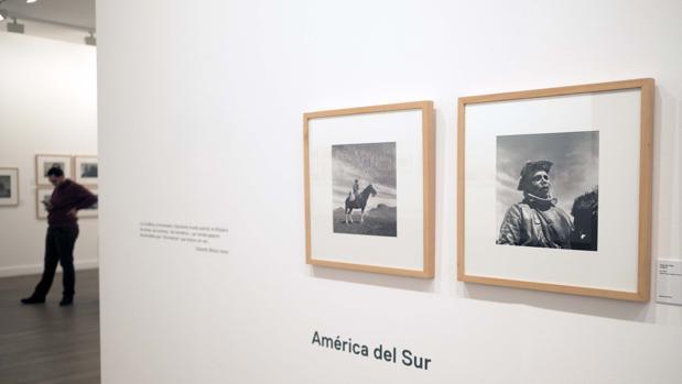 Exposición fotográfica «José Suárez 1902-1974. Unos ojos vivos que piensan»