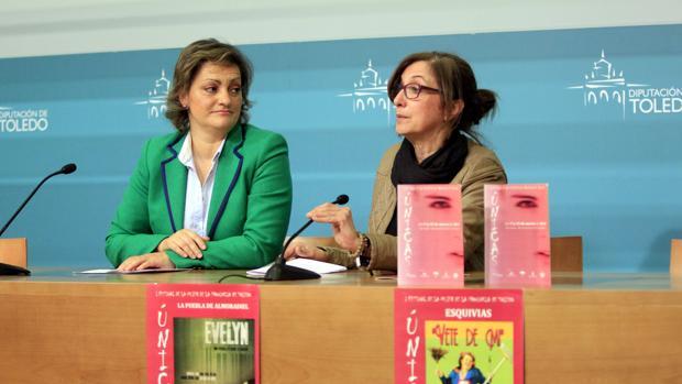 María Ángeles García y Ana Gómez han presentado el festival
